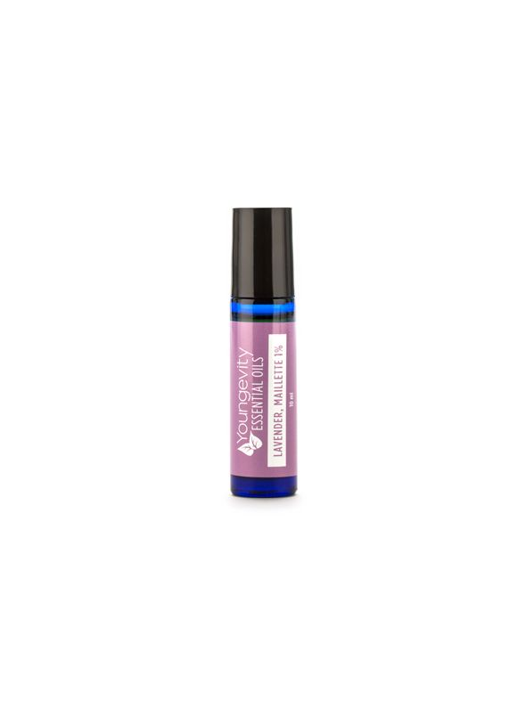 Lavender, Maillette 1% Roller Bottle - 10ml